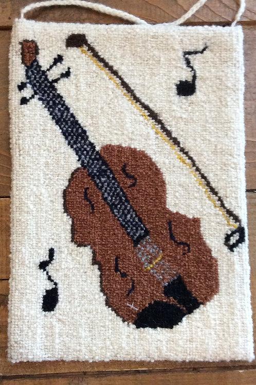 7''x 10'' Fiddle