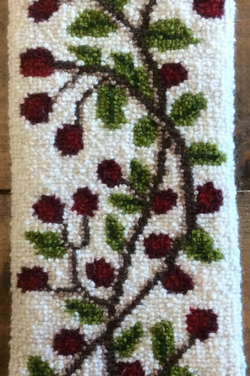 4''x 9'' Cranberries Hanging