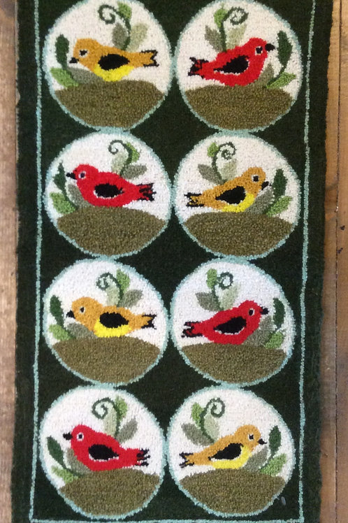 15''x 27'' Birds
