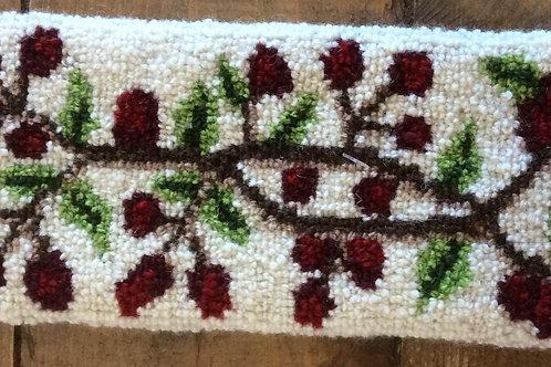 5'' x 11'' Cranberries Hanging