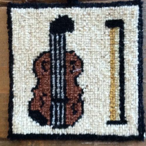 5''x 5'' Fiddle