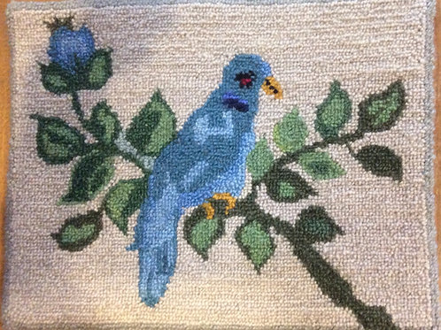 9''x11'' Blue Bird
