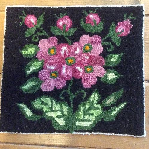 10''x 11.5'' floral