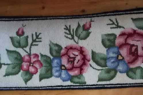 26.5''x 10'' Floral