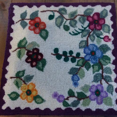 15''x 15'' Floral
