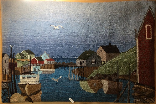 20.5x 30.5 Peggy's Cove by Lola