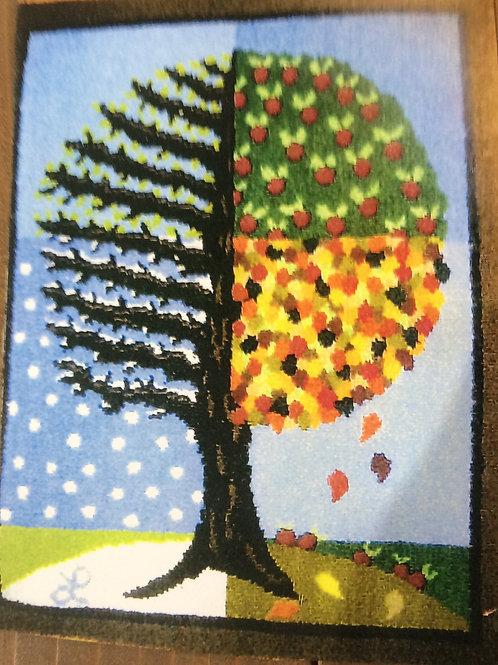 9''x12'' 4 Season Tree Kit