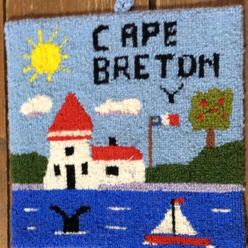 8''x 8'' Cape Breton Hanging