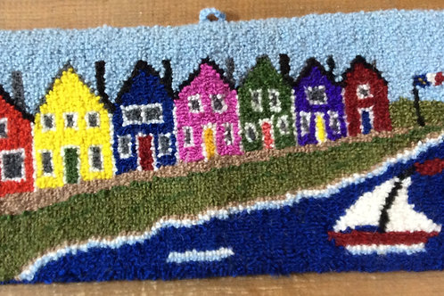 6.5''x14'' Digue Houses
