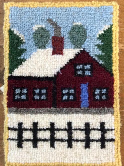 5''x 7'' House
