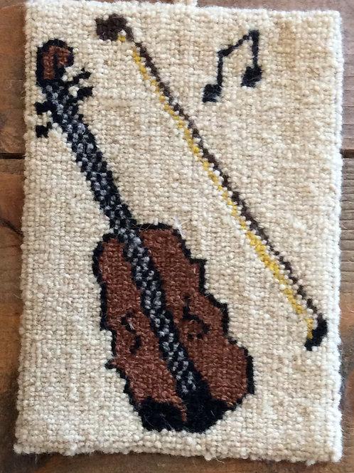 5''x 7'' Fiddle