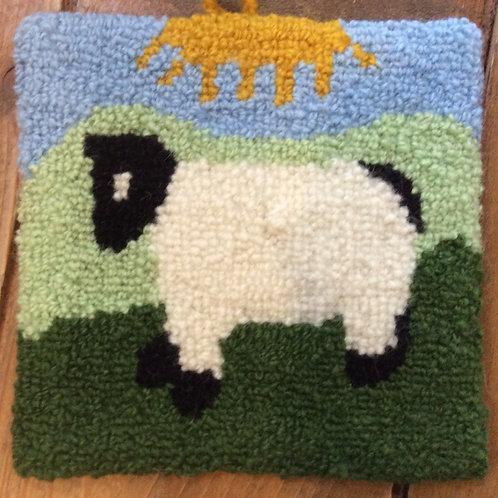 6''Square Sheep
