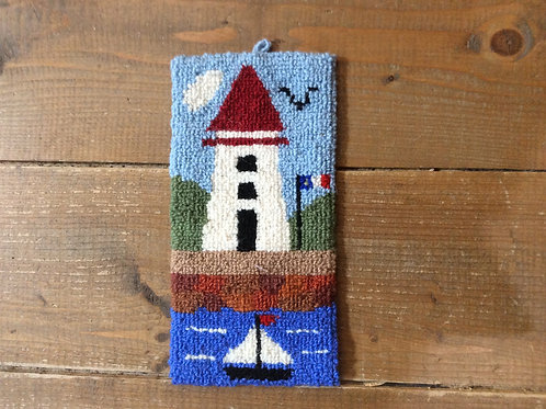4''x 8'' Lighthouse