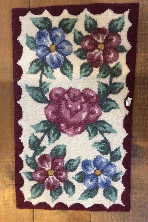 10''x 17.5 Floral