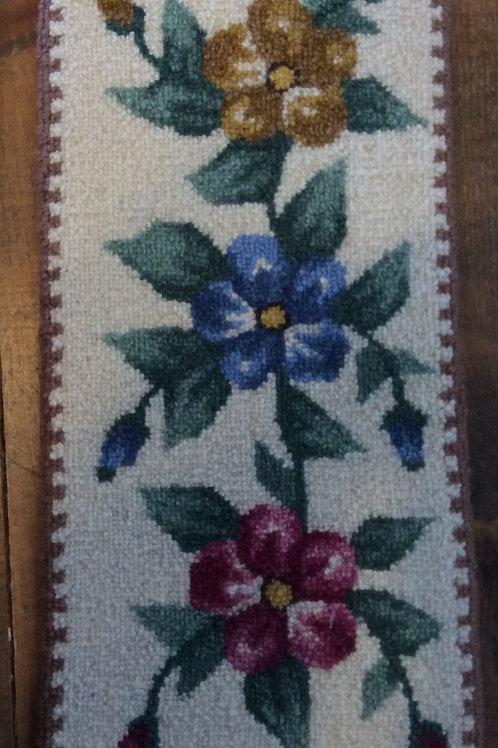8''x 17'' floral