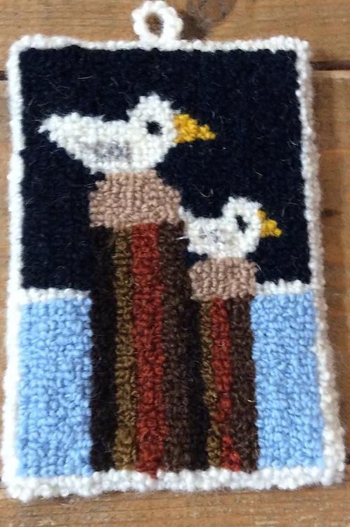 4''x 6'' Seagulls