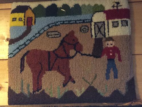 11 ''x 12''Horse Farm