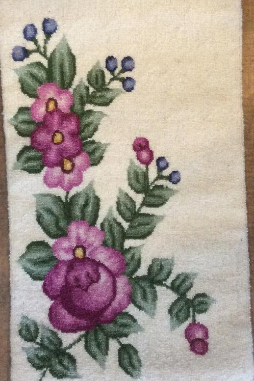 12''x 22.5'' Floral