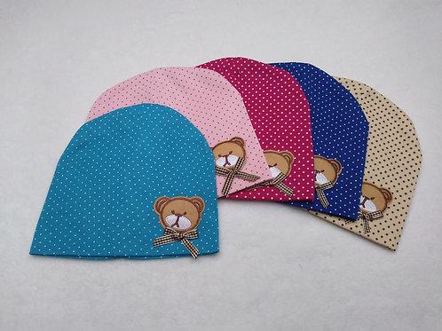 Baby-Mütze, Beanie-Mütze mit Namen