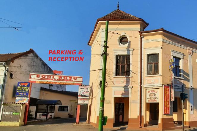 Reception Parking