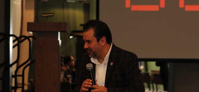 Giovanni Castellanos en Mesa de Discusión de Prevención de Fraude - Monitor Plus User Conference 2019