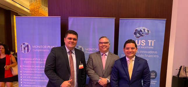 Plus TI en Bancamérica 2019, República Dominicana
