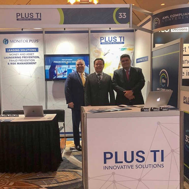 Plus TI en FIBA AML Conference 2019 - Miami, Florida