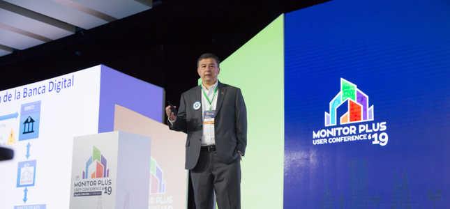 Jorge Domingo Samayoa: Por un Mundo Financiero Más Seguro - Monitor Plus User Conference 2019