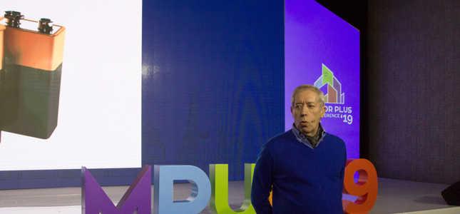 Carlos Burundarena - Charla sobre Corrupción en Latinoamérica y Terrorismo - Monitor Plus User Conference 2019