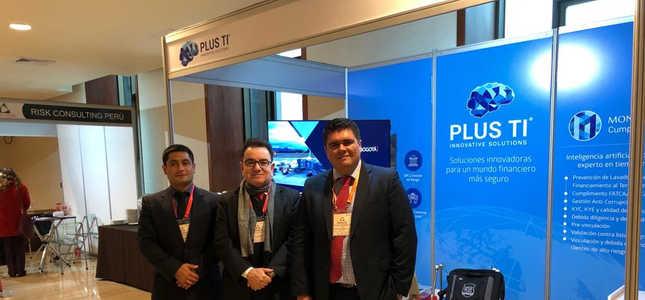 Plus TI en 11o Congreso PLA - Lima, Perú 2019