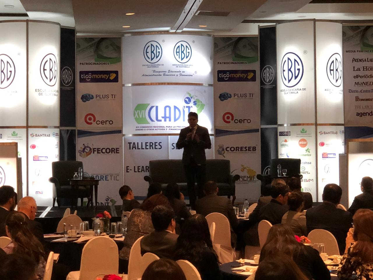 Plus TI en CLADIT 2019, Guatemala