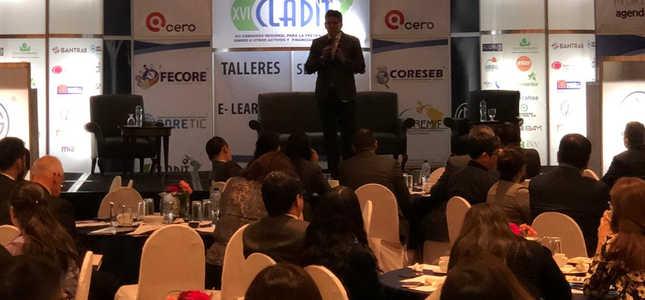 Plus TI en CLADIT 2019, Guatemala