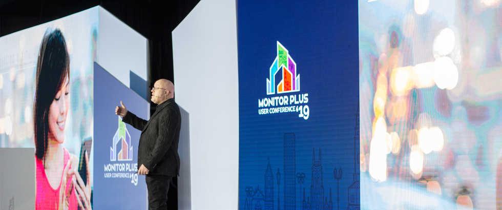 Brett King - Bank 4.0 en Monitor Plus User Conference 2019