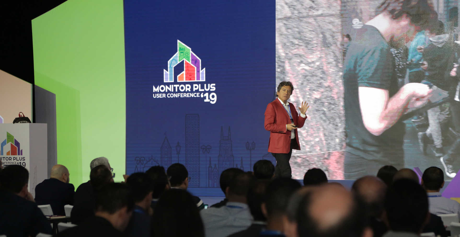 Ramón Heredia: Despertar de la Innovación - Monitor Plus User Conference 2019