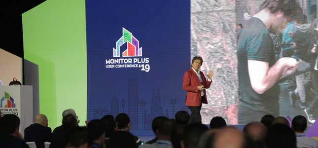 Ramón Heredia: Despertar de la Innovación - Monitor Plus User Conference 2019
