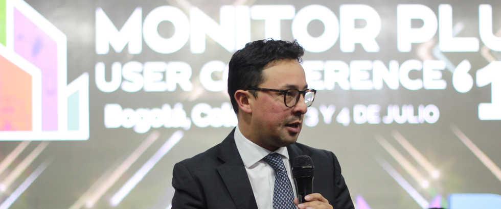 Juan Pablo Rodríguez - Charla de Financiamiento de la Proliferación de Armas de Destrucción Masiva y el Futuro de la Inteligencia Financiera Compartida - Monitor Plus User Conference 2019