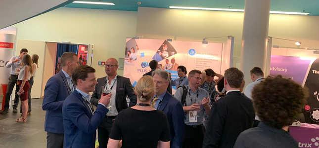 Plus TI en AML Conference de ACAMS, Alemania 2019