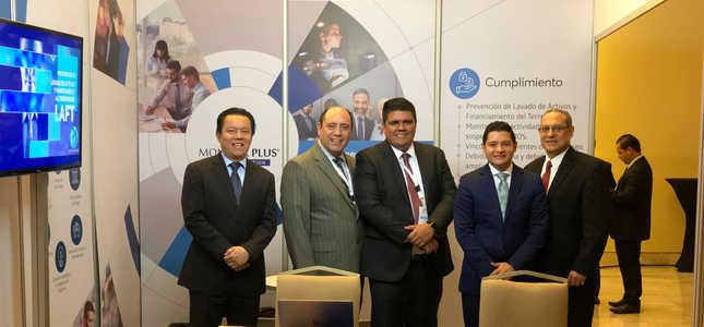 Plus TI en Congreso Hemisférico de LAFT 2019, Panamá