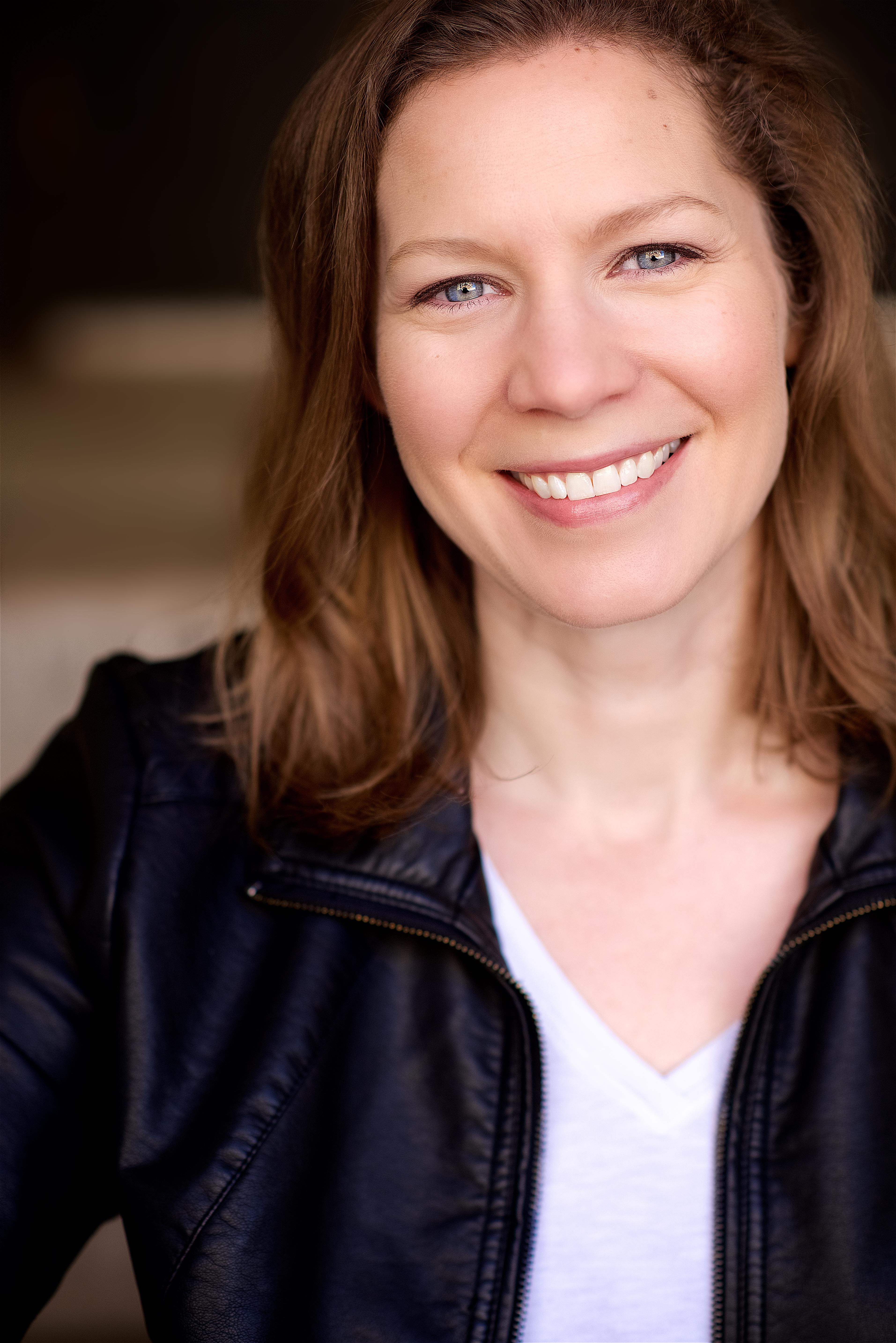 Kristina Riegle Headshot 2018