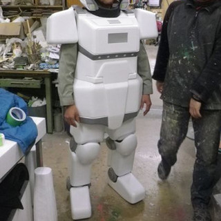 ロボット着ぐるみ