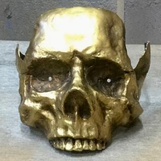 骸骨マスク