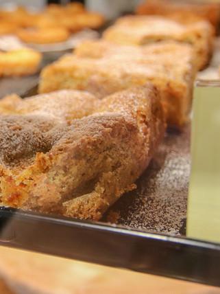 Buchweizenkuchen