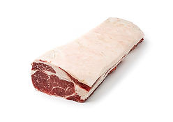 去除链状肉含侧边牛外脊