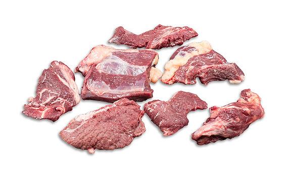 Head meat