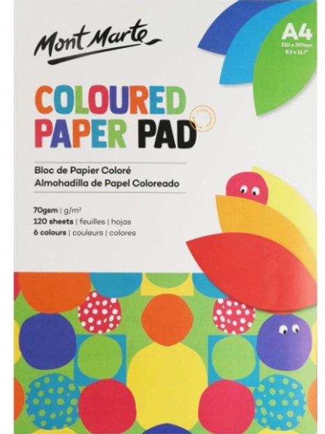 Coloured Paper A4