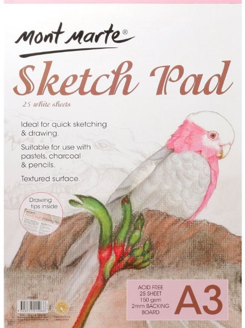 Sketch Pad A3