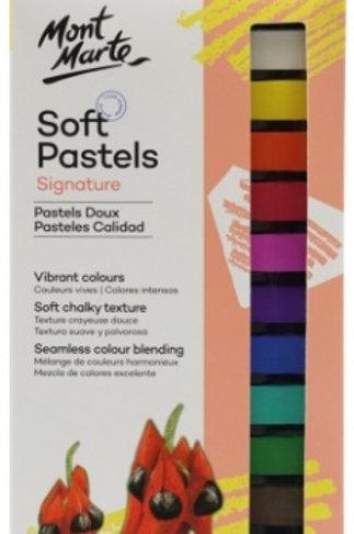 Soft Pastels 12pc