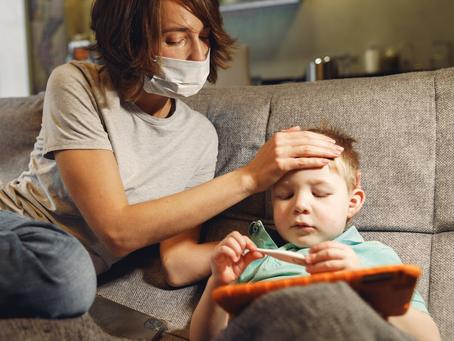 La bronchiolite chez les enfants