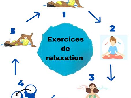 Les différents types d'exercices de relaxation