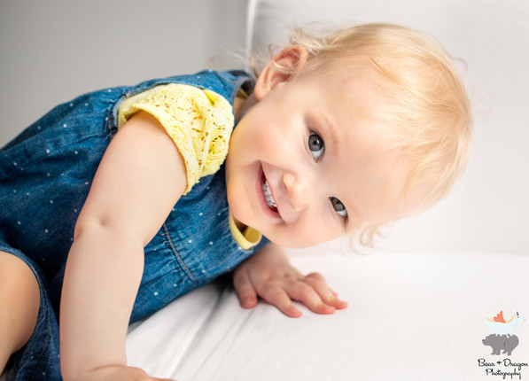 Adorable baby alert